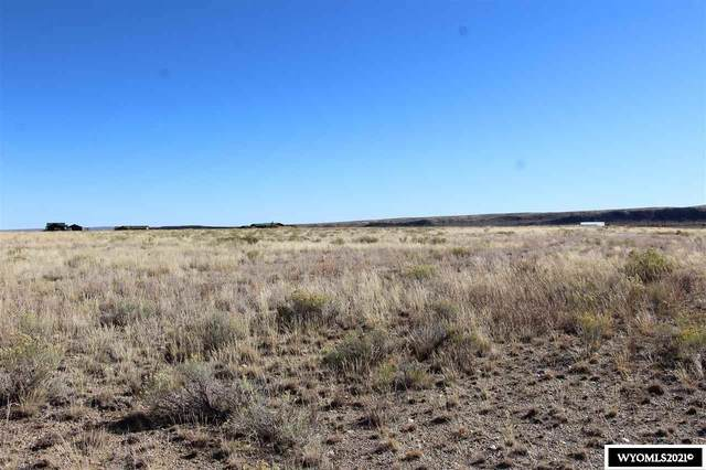 Tract 2 Bridle Bit Lane, Pinedale, WY 82941 (MLS #20213502) :: RE/MAX The Group