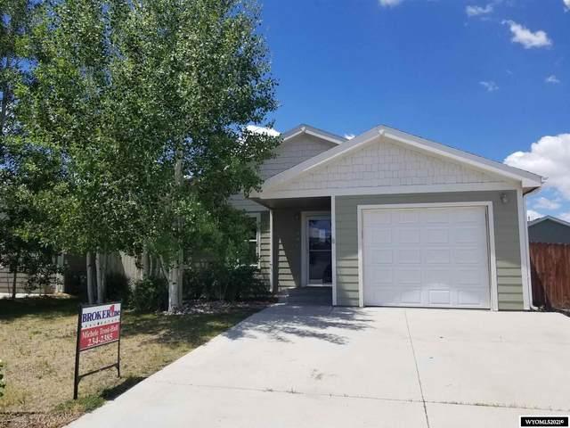 658 Pony Express Trail, Evansville, WY 82636 (MLS #20213511) :: Lisa Burridge & Associates Real Estate