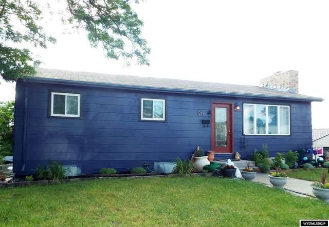 1219 S Fenway Street, Casper, WY 82609 (MLS #20213512) :: Lisa Burridge & Associates Real Estate