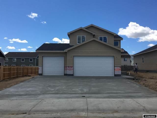 6867 Rogue River Road, Casper, WY 82604 (MLS #20213516) :: Lisa Burridge & Associates Real Estate