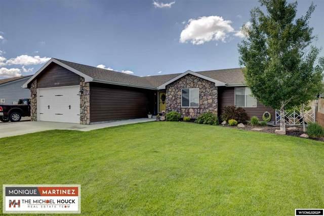1929 Sioux Trail, Bar Nunn, WY 82601 (MLS #20213518) :: Lisa Burridge & Associates Real Estate