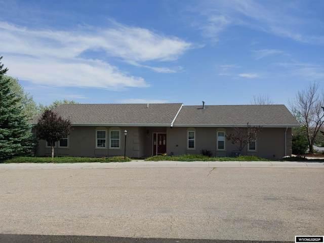 700 North Ridge Way, Buffalo, WY 82834 (MLS #20213519) :: Real Estate Leaders