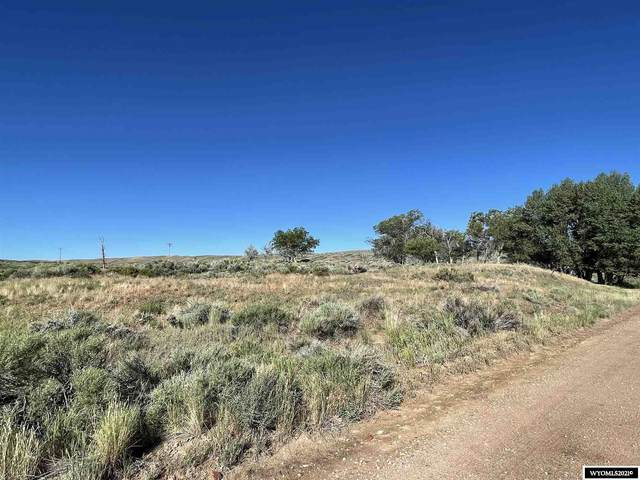 Tbd 6.4 Acres Commercial Land, Hanna, WY 82327 (MLS #20213521) :: RE/MAX The Group