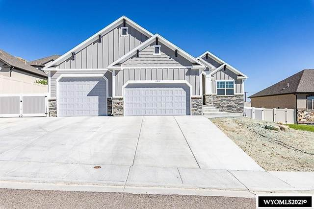 103 Commerce Dr., Green River, WY 82935 (MLS #20213522) :: Broker One Real Estate
