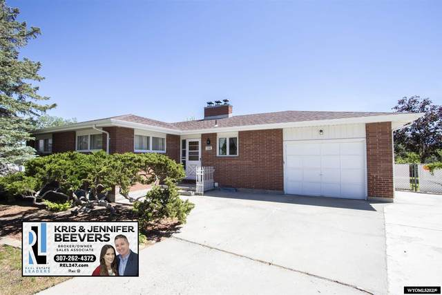 530 Parkview Drive, Casper, WY 82609 (MLS #20213524) :: Real Estate Leaders