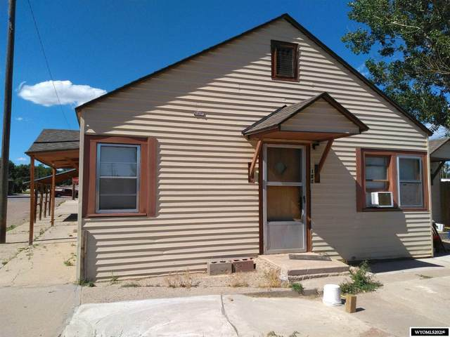 100 E State Street, Fort Laramie, WY 82212 (MLS #20213531) :: RE/MAX The Group