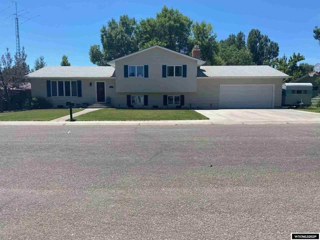 2916 Columbine Lane, Worland, WY 82401 (MLS #20213542) :: Real Estate Leaders