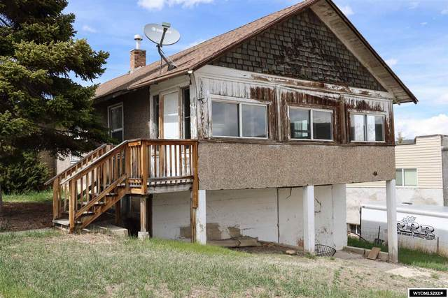 421 Pearl Street, Kemmerer, WY 83101 (MLS #20213547) :: RE/MAX The Group