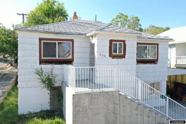 630 Ludvig, Rock Springs, WY 82901 (MLS #20213549) :: Lisa Burridge & Associates Real Estate