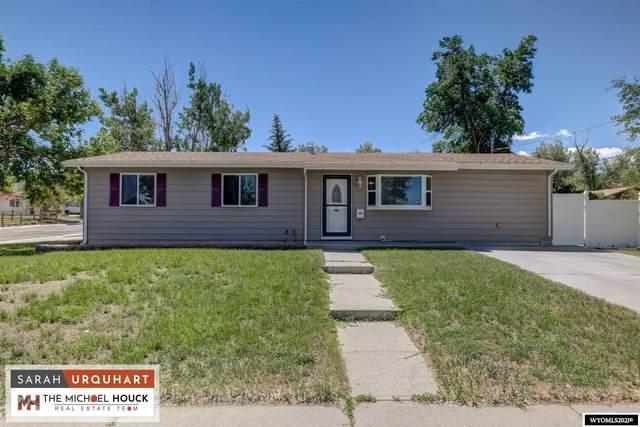 41 Plumeria Street, Casper, WY 82604 (MLS #20213561) :: RE/MAX The Group