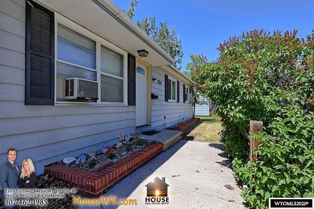 920 Bon Avenue, Casper, WY 82609 (MLS #20213569) :: Real Estate Leaders