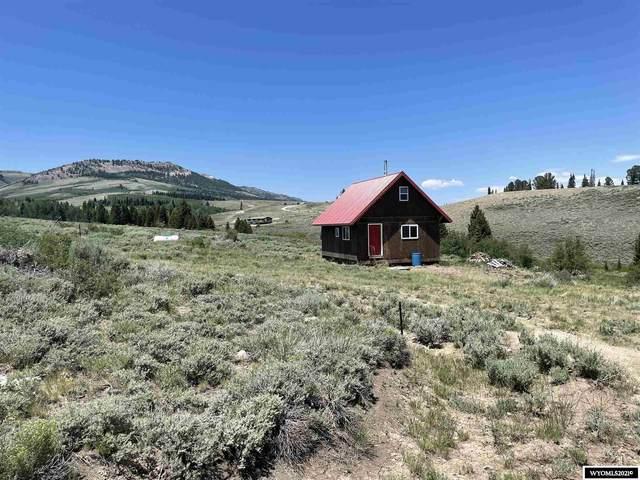 775 Sheep Dip Dr, Kemmerer, WY 83101 (MLS #20213582) :: Lisa Burridge & Associates Real Estate
