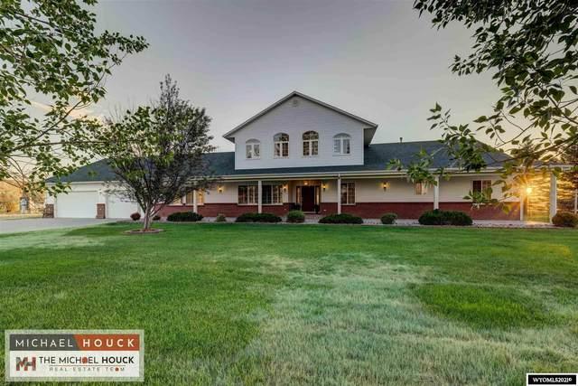 550 Spears, Evansville, WY 82636 (MLS #20213593) :: Broker One Real Estate
