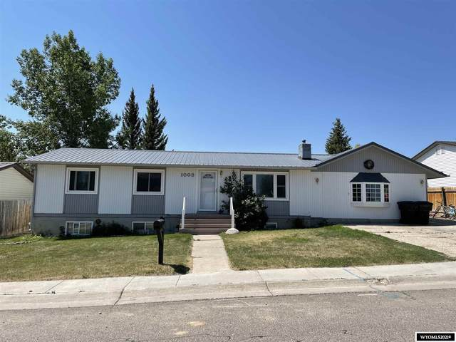 1008 Garnet Street, Kemmerer, WY 83101 (MLS #20213595) :: Lisa Burridge & Associates Real Estate