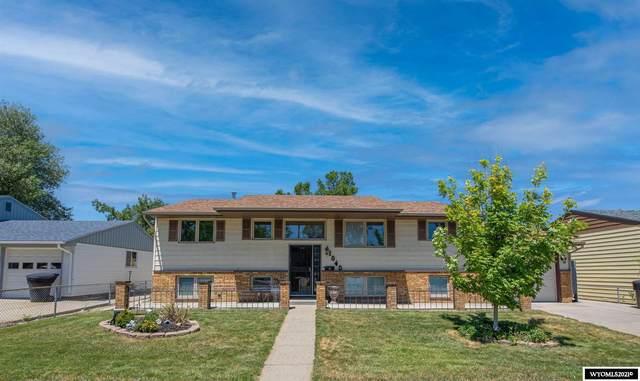 1040 S Forest Drive, Casper, WY 82609 (MLS #20213602) :: Real Estate Leaders