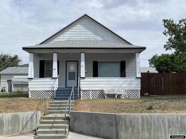 515 W Maple Street, Rawlins, WY 82301 (MLS #20213606) :: Lisa Burridge & Associates Real Estate