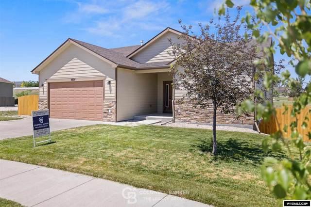 4524 Newmarket Circle, Casper, WY 82609 (MLS #20213609) :: Real Estate Leaders