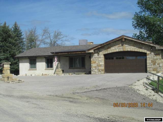 10 Hilltop Drive, Buffalo, WY 82834 (MLS #20213610) :: RE/MAX The Group