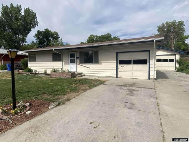 936 Big Horn Drive, Riverton, WY 82501 (MLS #20213612) :: Lisa Burridge & Associates Real Estate