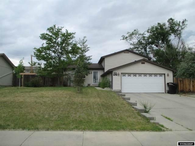1420 Illinois Avenue, Casper, WY 82609 (MLS #20213622) :: Real Estate Leaders