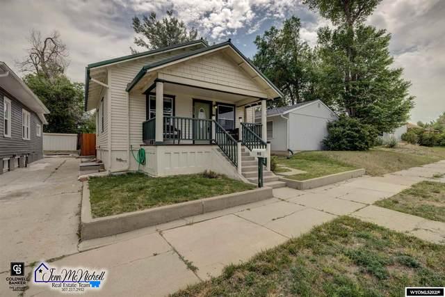 915 S Walnut Street, Casper, WY 82601 (MLS #20213624) :: Lisa Burridge & Associates Real Estate