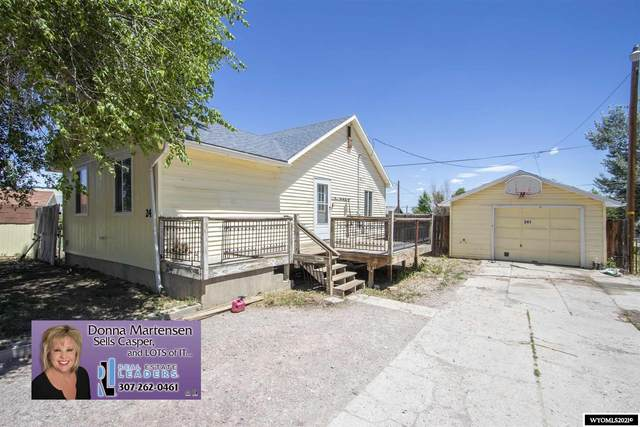 241 N 6th Avenue, Mills, WY 82604 (MLS #20213631) :: RE/MAX The Group
