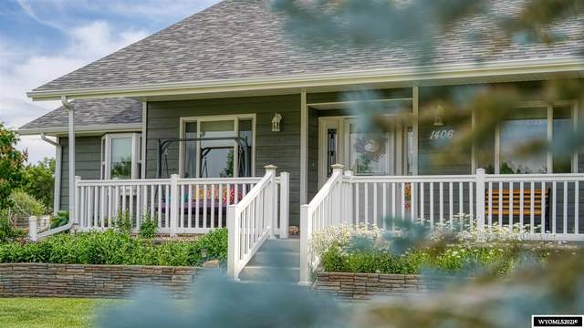 1406 Kluver Road, Gillette, WY 82716 (MLS #20213653) :: Lisa Burridge & Associates Real Estate