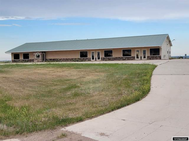 128 Pine Haven Road, Pine Haven, WY 82721 (MLS #20213654) :: RE/MAX The Group