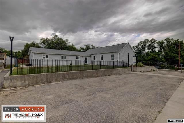 125 N 7th, Glenrock, WY 82637 (MLS #20213690) :: Real Estate Leaders