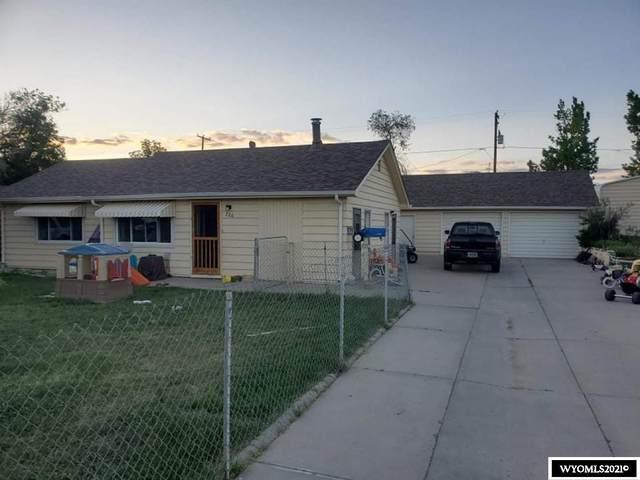 720 Washakie Street, Thermopolis, WY 82443 (MLS #20213691) :: Lisa Burridge & Associates Real Estate