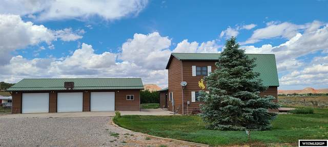 190 Lane 7, Thermopolis, WY 82443 (MLS #20213693) :: RE/MAX The Group
