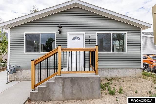 412 Bridger Avenue, Rock Springs, WY 82901 (MLS #20213696) :: RE/MAX Horizon Realty