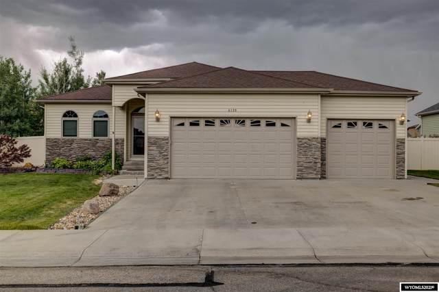 6129 Coronado Drive, Casper, WY 82609 (MLS #20213704) :: Broker One Real Estate