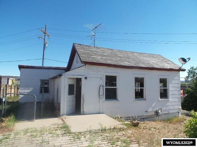1517 W Main, Evanston, WY 82930 (MLS #20213710) :: Lisa Burridge & Associates Real Estate