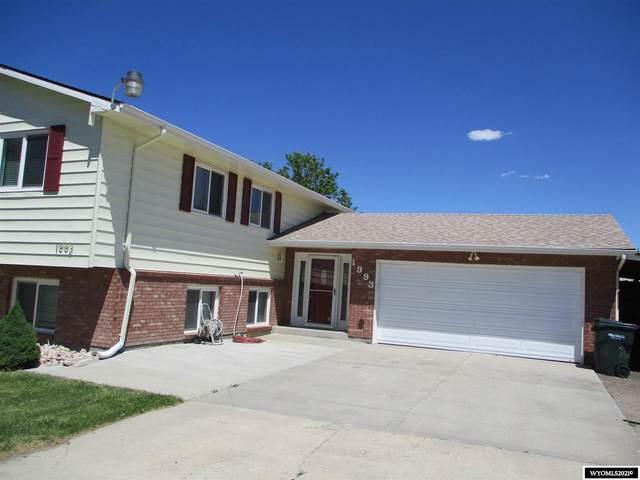 1993 Lake Creek Rd., Casper, WY 82604 (MLS #20213711) :: Broker One Real Estate