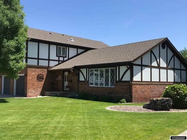 1824 Circle Road, Worland, WY 82401 (MLS #20213716) :: Lisa Burridge & Associates Real Estate