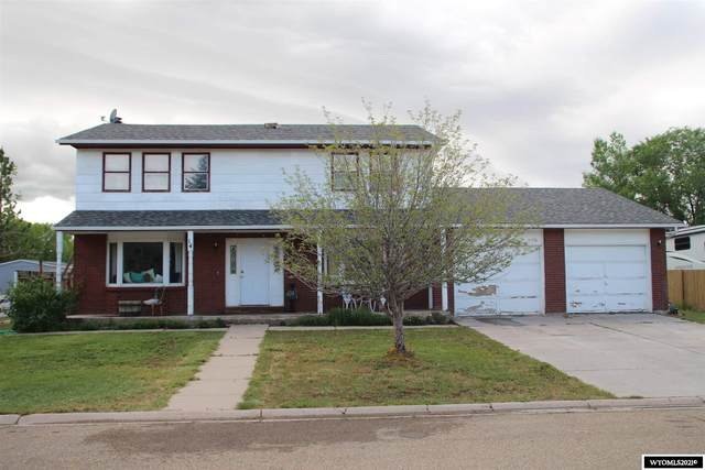 14 Gale Rd, Mountain View, WY 82939 (MLS #20213725) :: RE/MAX The Group