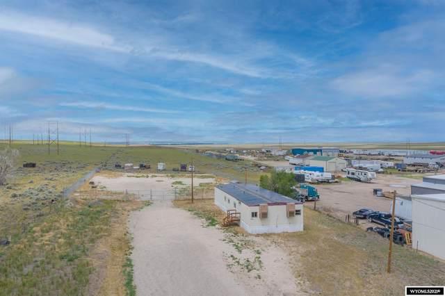 2290 Salt Creek Highway, Casper, WY 82601 (MLS #20213740) :: Lisa Burridge & Associates Real Estate