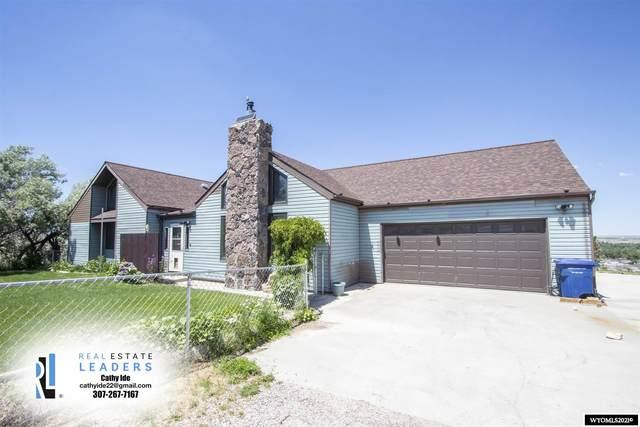 4360 Coates Road, Casper, WY 82604 (MLS #20213747) :: Real Estate Leaders