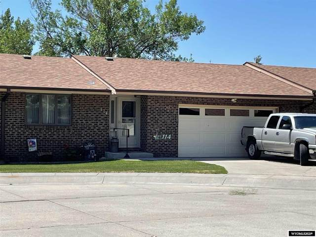 114 Ridge Road, Torrington, WY 82240 (MLS #20213755) :: Lisa Burridge & Associates Real Estate