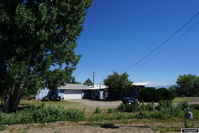 2599 Lane 36 1/2, Greybull, WY 82426 (MLS #20213758) :: Lisa Burridge & Associates Real Estate