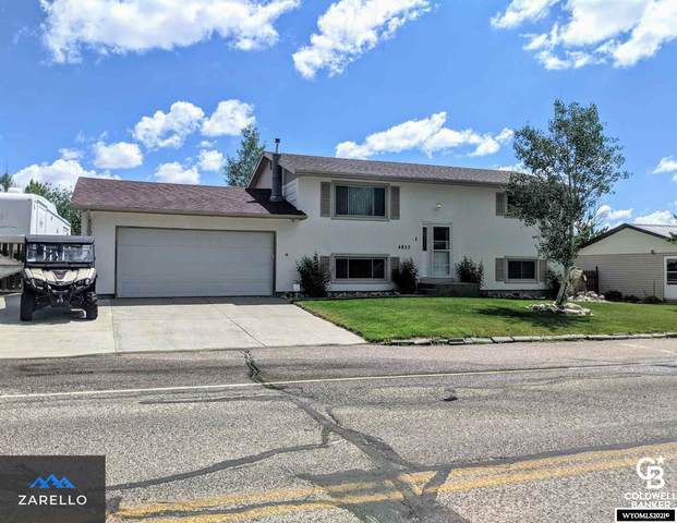 4855 Antelope Drive, Bar Nunn, WY 82601 (MLS #20213762) :: Broker One Real Estate