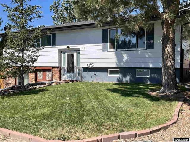 518 S 9th, Douglas, WY 82633 (MLS #20213771) :: Lisa Burridge & Associates Real Estate
