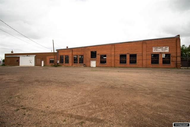 460 W University Avenue, Laramie, WY 82070 (MLS #20213776) :: Lisa Burridge & Associates Real Estate