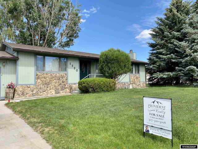 1720 Inverness Boulevard, Rawlins, WY 82301 (MLS #20213790) :: Real Estate Leaders