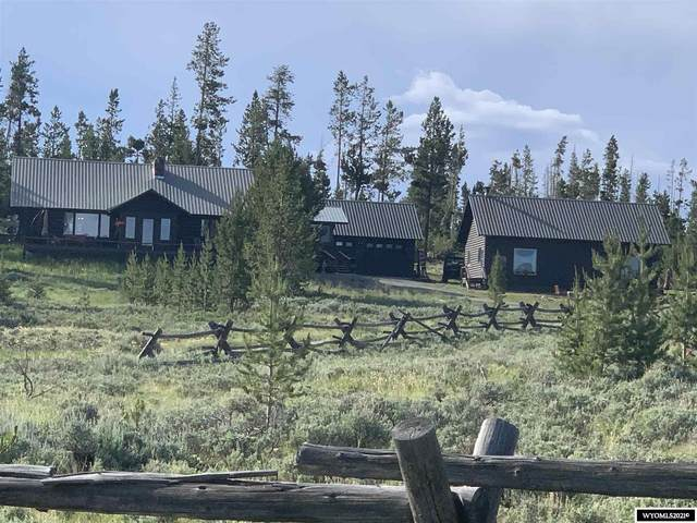 1572 Warm Springs Creek Road, Dubois, WY 82513 (MLS #20213793) :: RE/MAX The Group