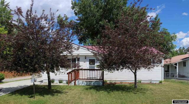 280 Smith Street, Lander, WY 82520 (MLS #20213796) :: RE/MAX The Group