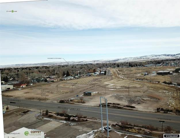 TBD 3rd Street, Laramie, WY 82070 (MLS #20213800) :: Lisa Burridge & Associates Real Estate