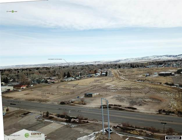 TBD S 3rd Street, Laramie, WY 82070 (MLS #20213801) :: Lisa Burridge & Associates Real Estate