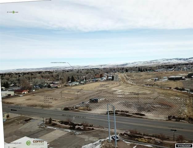 TBD S 3rd Street, Laramie, WY 82070 (MLS #20213802) :: Lisa Burridge & Associates Real Estate
